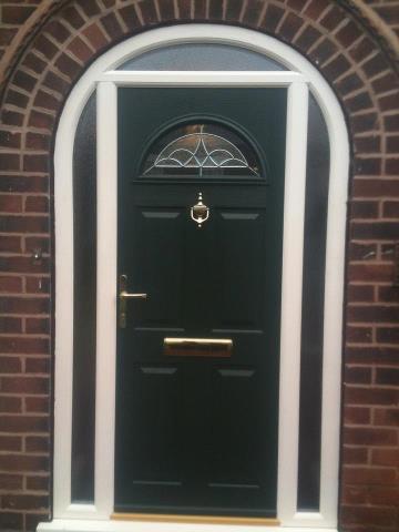 Ian Corden Windows Derby - Front Door