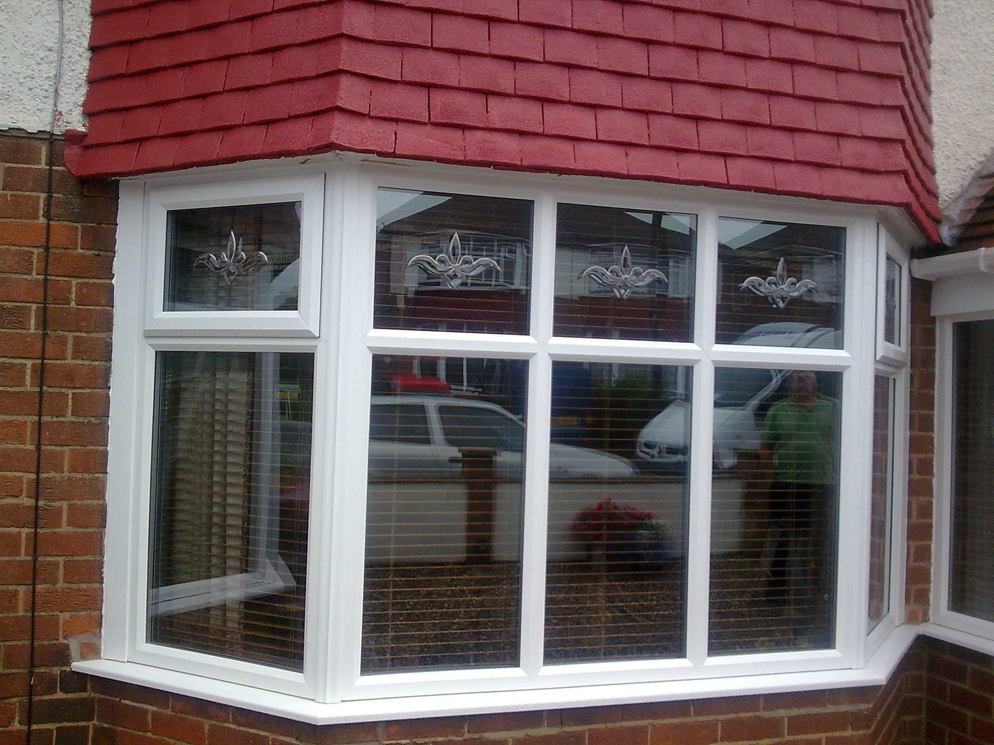 Ian Corden Windows - Double Glazed Bay Window