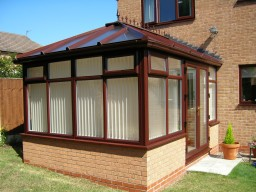 Ian Corden Windows Derby - Conservatory
