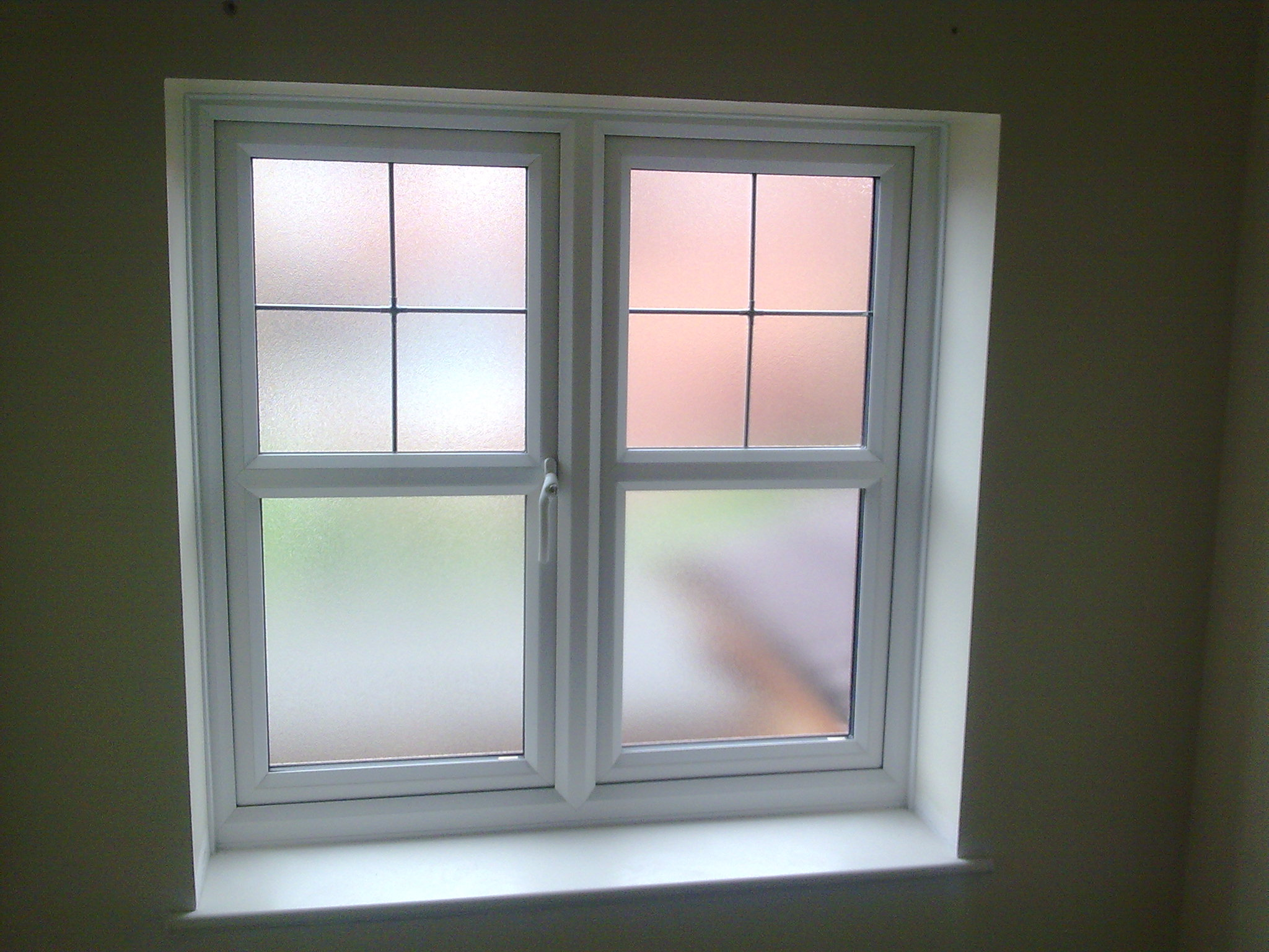 Ian Corden Windows - Double Glazed Window